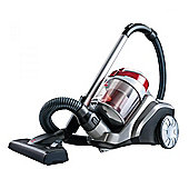 Bissel 1539A Powerforce Compact Cylinder Vacuum Cleaner with 700W in Silver
