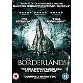 Borderlands DVD