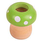 Bigjigs Toys Toadstool Kaleidoscope (Green)