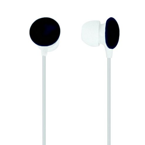 MiTEC Candy Earphones Black