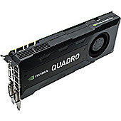 PNY Quadro K5200 Graphic Card - 8 GB GDDR5 - PCI Express 3.0 x16 - Full-height - Dual Slot Space Required