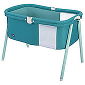 Chicco Lullago Crib, Green Jam