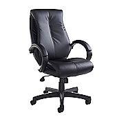 Office Basics Nantes Leather Executive Chair