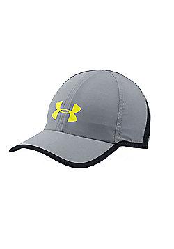 Under Armour Shadow 3.0 Mens Running Cap Hat - Grey