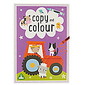 ELC Copy and Colour Book