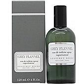 Geoffrey Beene Grey Flannel Eau de Toilette (EDT) 120ml Spray For Men