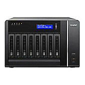QNAP TS-879 Pro Tower Server 8-Bay Turbo NAS for High-End Small and Medium Business Users