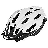 Cyclepro by Raleigh Mission Cycle Helmet 54-58cm White