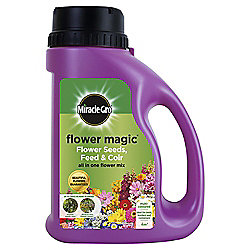 Miracle-Gro Flower Magic Seeds, Multi-coloured, 1kg