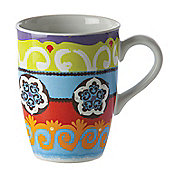 Rose & Tulipani Nador Mug, Purple