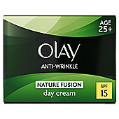Olay Anti-Wrinkle  SPF15 Nature Fusion Day Cream 50Ml