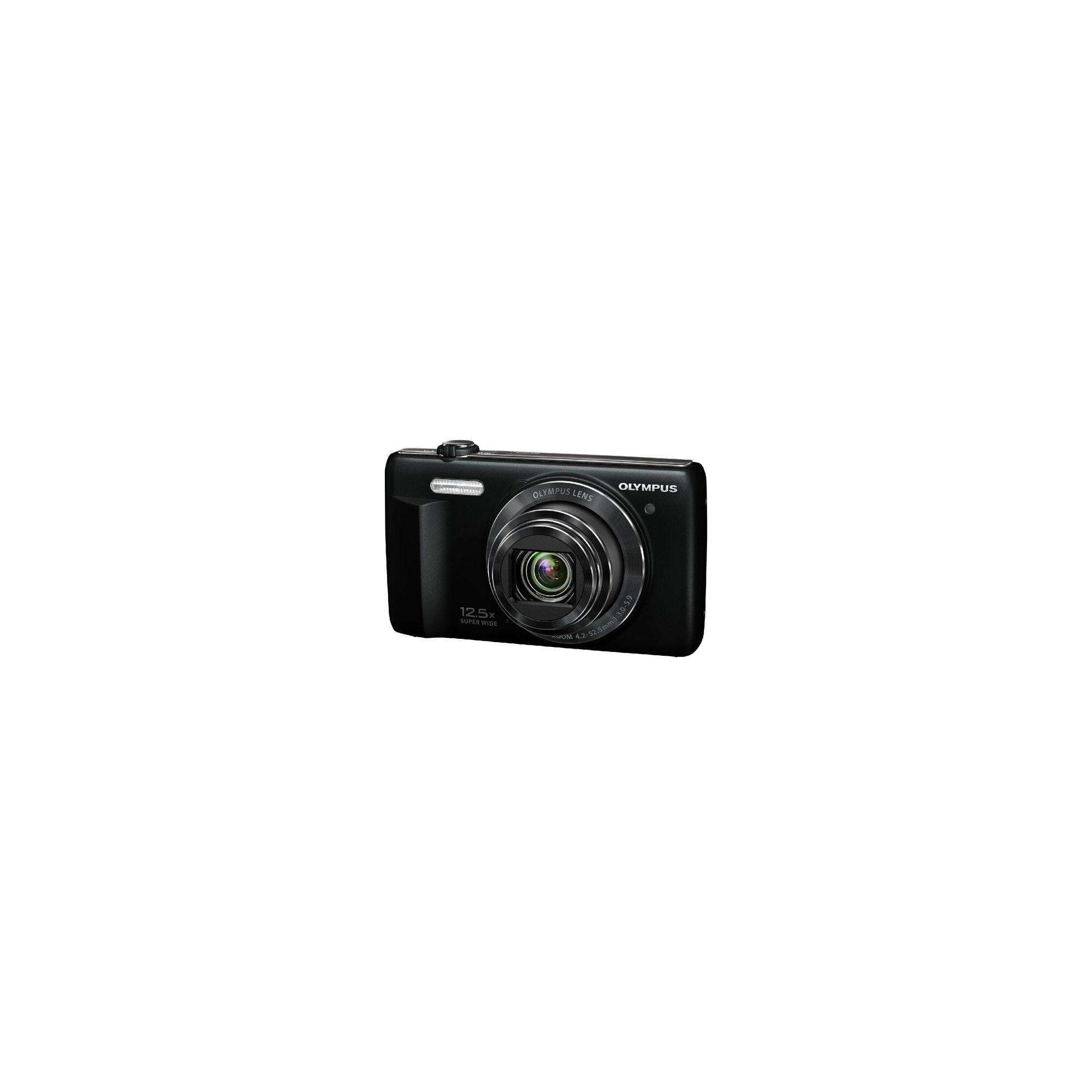 VR-370 Compact Digital Camera