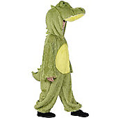 Child Crocodile Costume Medium