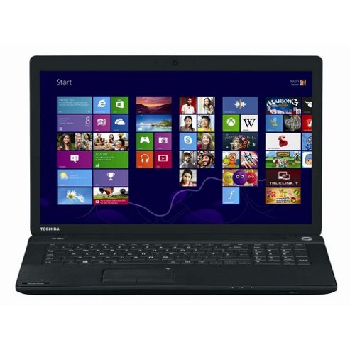 Toshiba Satellite C50-A-15L (15.6 inch) Notebook Pentium 2.4GHz 4GB 500GB Windows 8 64-bit