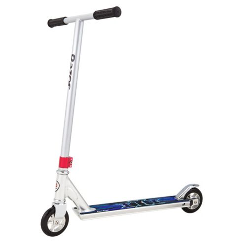 Razor Pro III Scooter, Silver