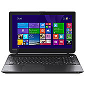 "Toshiba Satellite L50-B, 15.6"" Laptop, Intel Core i3, 8GB RAM, 1TB with Skullcandy Audio - Black"
