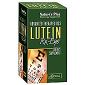 Nature's Plus Lutein RX-Eye 60 Capsules