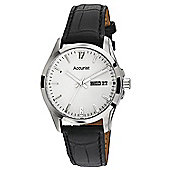 Accurist Gents White Watch MS987W