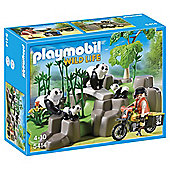 Playmobil Pandas in Forest