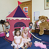 Bazoongi Fairy Princess Castle Tent