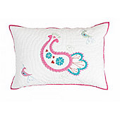Paisley Quilted Children's Pillowcase