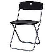Campus Folding Chair Black