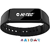 Hi-Tec Trek Lite Activity Tracker Caller ID Activity tracking Calories burnt Sleep monitoring Connect with friends 54995