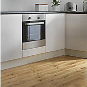 Westco 15mm Glueless Brushed Solid Oak FSC