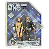 Doctor Who Exclusive Action Figure Set - Invasion of Time