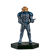 Doctor Who Sontatan General Staal Collectors Figurine