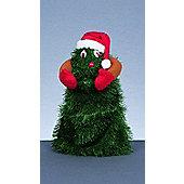Musical Dancing Christmas Tree Dancing to Jingle Bell Rock