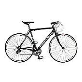 56cm Viking Treviso 16 Speed STI 700c Wheel Gents, Black