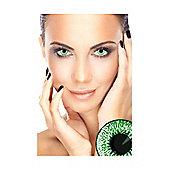 Mystic Green Contact Lenses