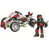 Teenage Mutant Ninja Turtles Mutations Tri-Flyer