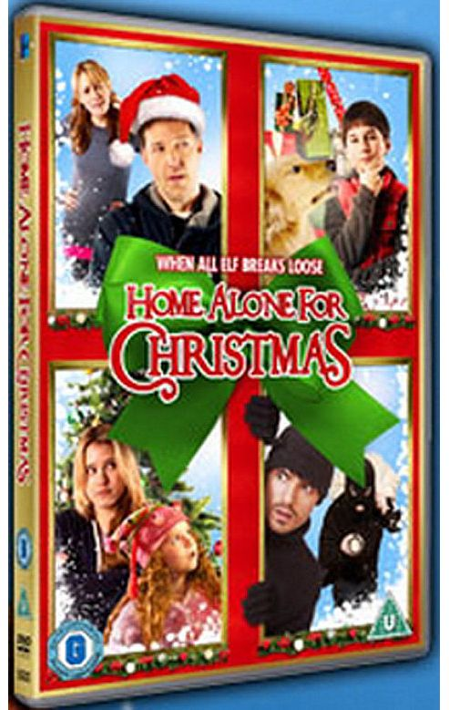 Home Alone For Christmas DVD