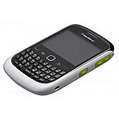 Hard shell for the 9300/8520 Smartphone - Grey with Green