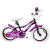 """Silverfox Crush 16"""" Kids' Bike"""