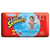 Huggies Unisex  Little Swimmers Size 6