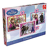 Disney Frozen Trio Puzzle