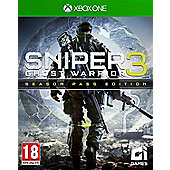 Sniper: Ghost Warrior 3 PS4