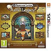 Professor Layton & The Azran L (3DS)