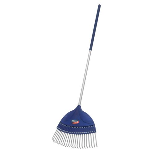 Spear & Jackson Plastic Leaf Rake with Replaceable Tines