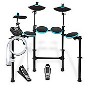 Alesis DM Lite Electronic Drum Kit With Portable Folding Rack With Free Boss BA-PC15 Earphones Worth £40.00