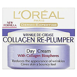 L'Oréal Wrinkle Decrease Collagen Day Cream 50ml