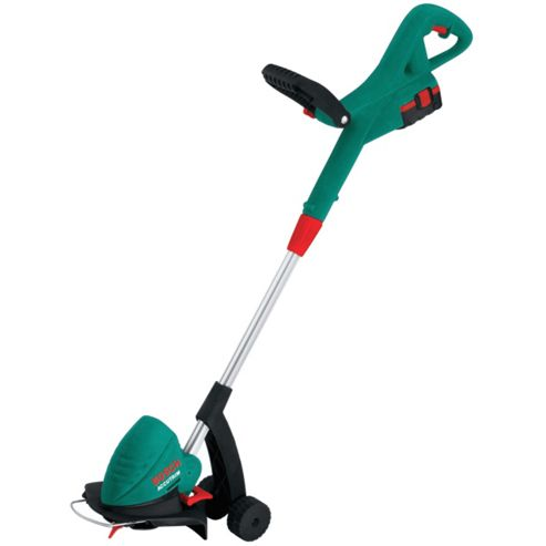 buy bosch garden battery operated cordless line trimmer. Black Bedroom Furniture Sets. Home Design Ideas