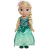 Disney Frozen Fever Toddler Doll Elsa
