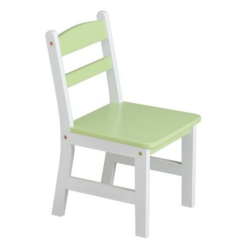 Tidlo Pastel Chair in Green