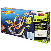 Hot Wheels Track Builder Super Track Set