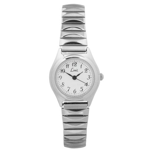 Limit Silver Expander Watch
