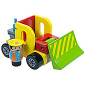 Bigjigs Toys BJ344 Bulldozer